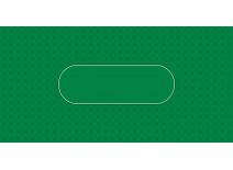 Τσόχα Texas Poker με Layout 300x145 Πράσινη